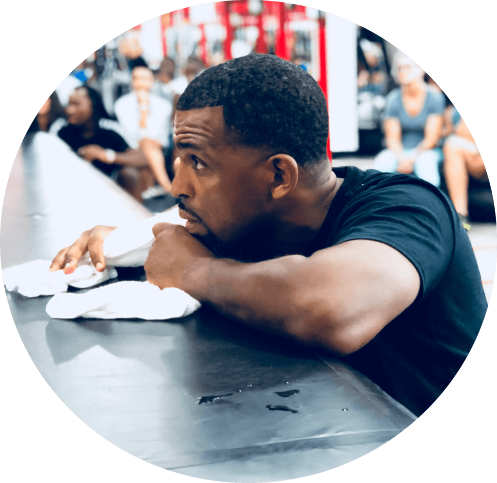 jerome wilson dcb mma & athletic training owner